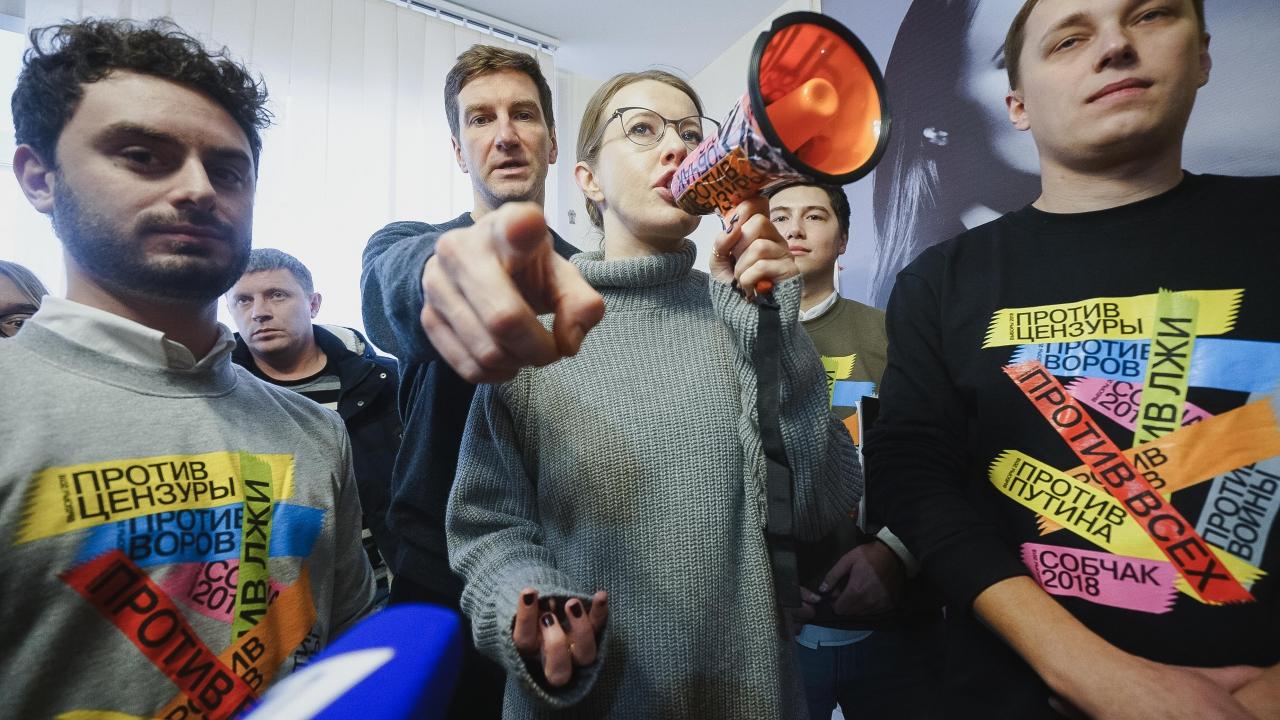 Ксения Собчак назвала Новосибирск «колонией внутри страны»