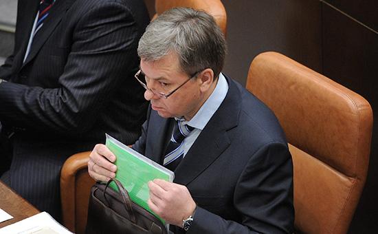 Руководитель Федеральной службы России по регулированию алкогольного рынка Игорь Чуян