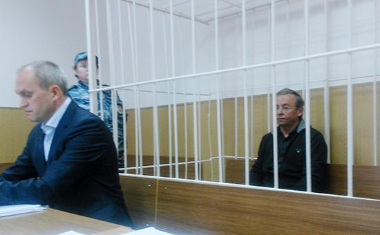 Бывший совладелец группы компаний «Ренова» Евгений Ольховик