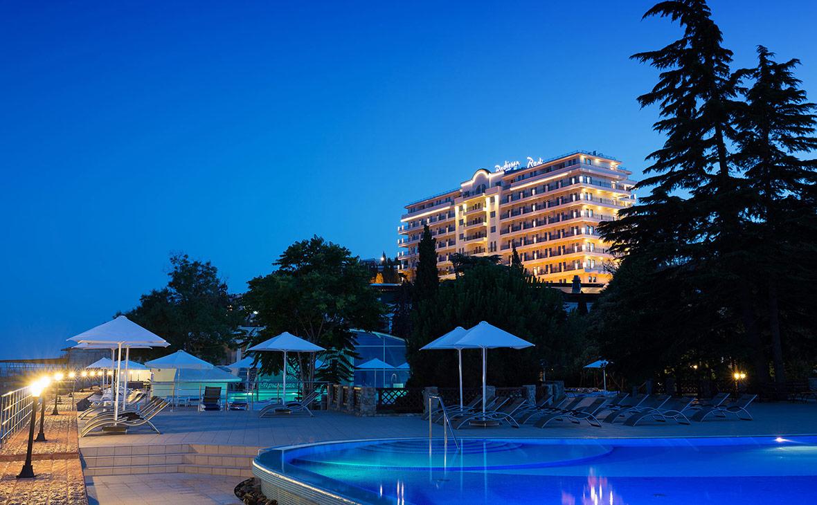 Корпус отеля Riviera Sunrise Resort & Spa