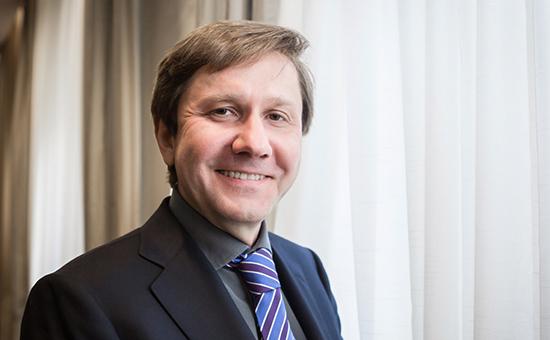 Президент холдинга «Просвещение» Владимир Узун