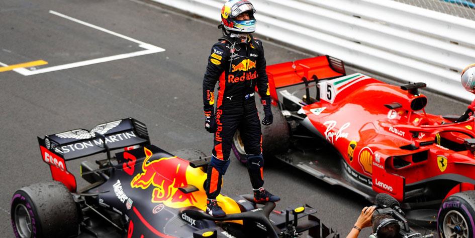 Фото: официальный твиттер «Формулы-1»