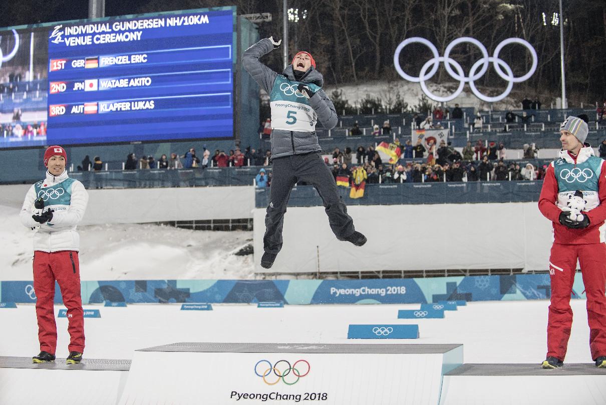 Лыжное двоеборье, мужчины