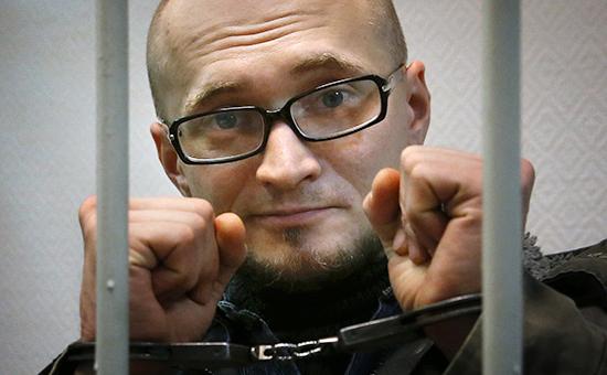 Активист «Другой России» Олег Миронов