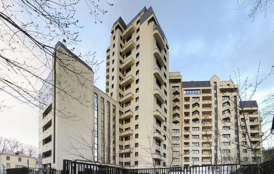 Среди жилых домов вДонском районе встречаются здания, построенные совсем недавно