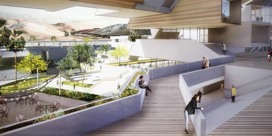 Фото:EYRC Architects