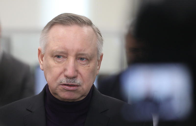 Беглов подписал закон о помощи бизнесу в условиях эпидемии :: С.-Петербург  :: РБК