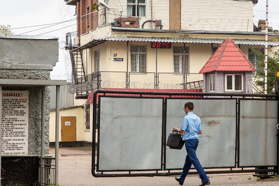 Исправительная колония №1 в Ярославле