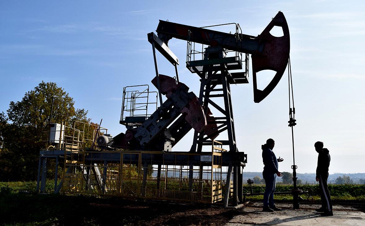 Цена нефти Brent перевалила за $70 впервые с января прошлого года