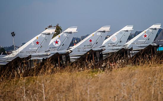 Срыв перемирия в Сирии может означать возвращение авиа группировки России 92