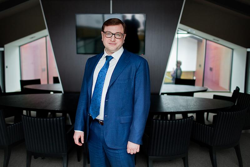 Совладелец холдинга «Форум» Дмитрий Михальченко
