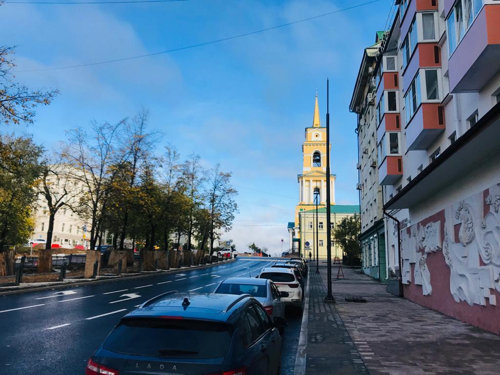 Порывы ветра и потепление: синоптики о погоде в Прикамье на выходные
