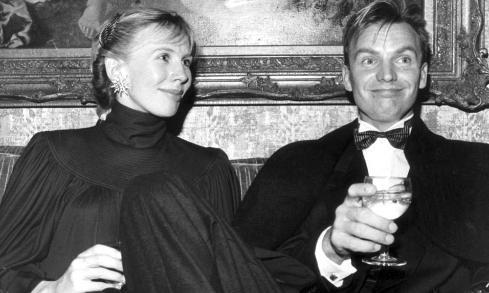 Стинг и Труди Стайлер, 1985 год