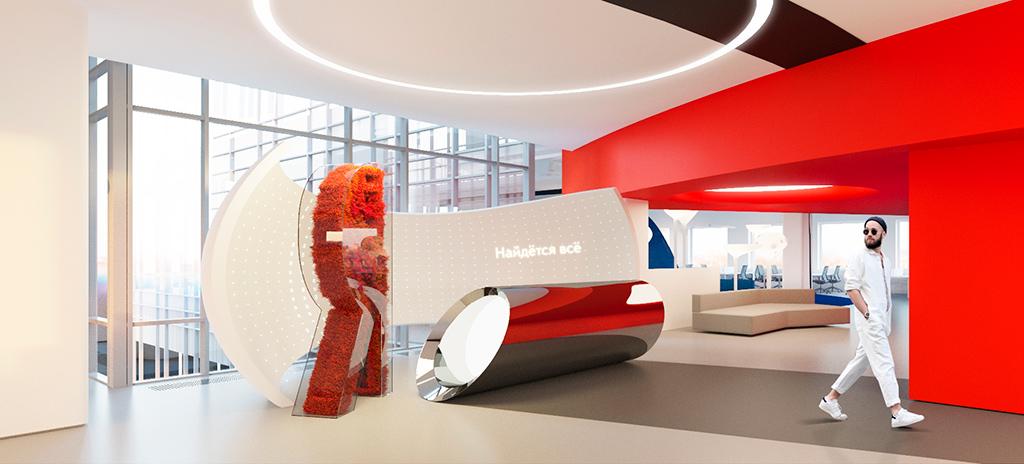 Площадь офиса составляет 1,8 тыс. кв. м: здесь предусмотрены рабочие помещения, переговорные, а также зоны для неформального общения и отдыха