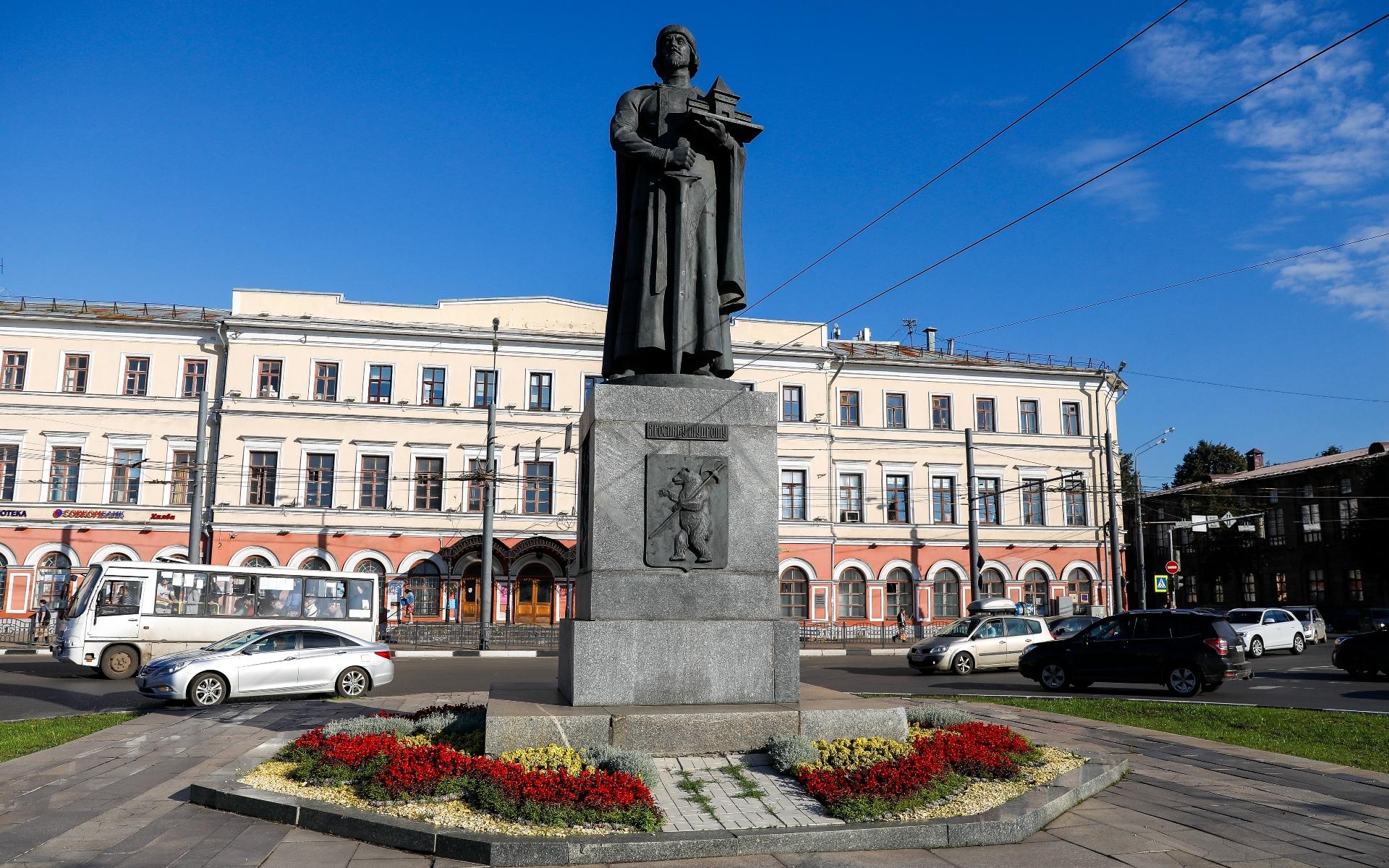 Средняя стоимость 1 кв. м в новостройках Ярославля за год выросла на 34%