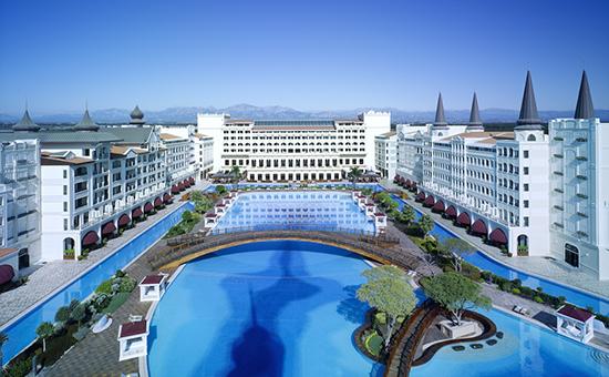 Пятизвездочный отель Mardan Palace