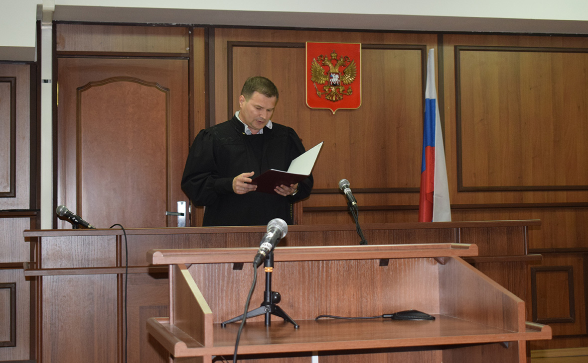 Фото: пресс-служба Саратовского областного суда