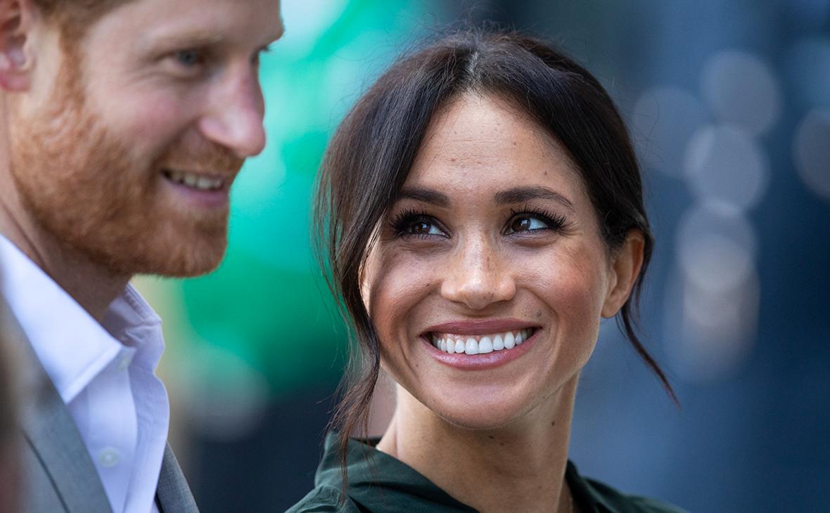 Принц Гарри и Меган Маркл стали родителями во второй раз