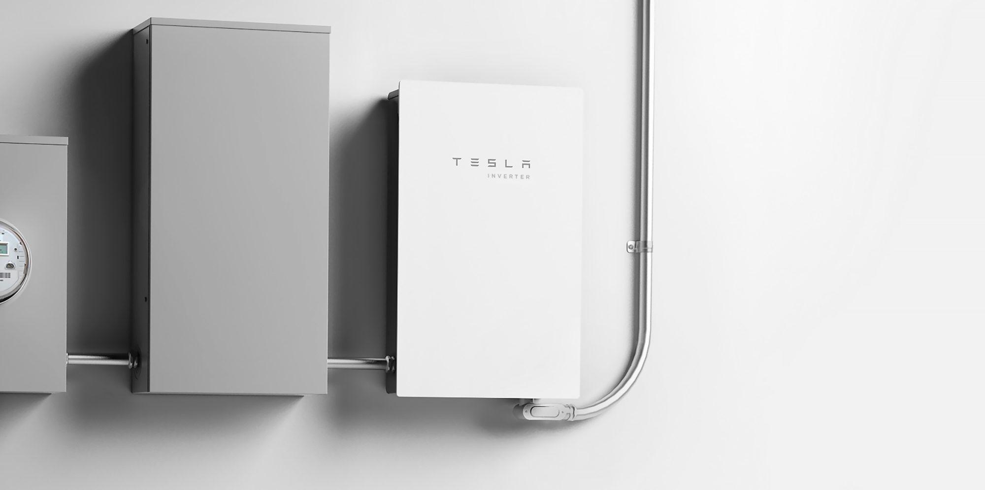 Инвертор Tesla