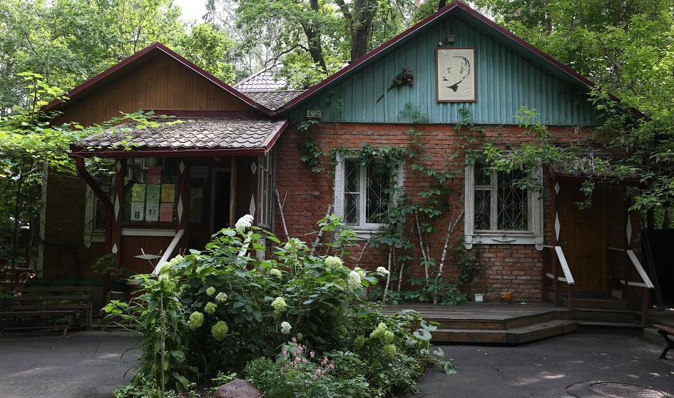 Дом-музей Булата Окуджавы в Переделкине