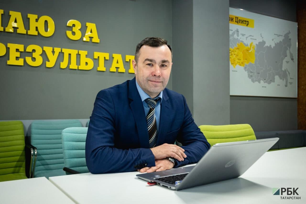 Директор отделения Билайн в Республике Татарстан Анвар Шахмаев