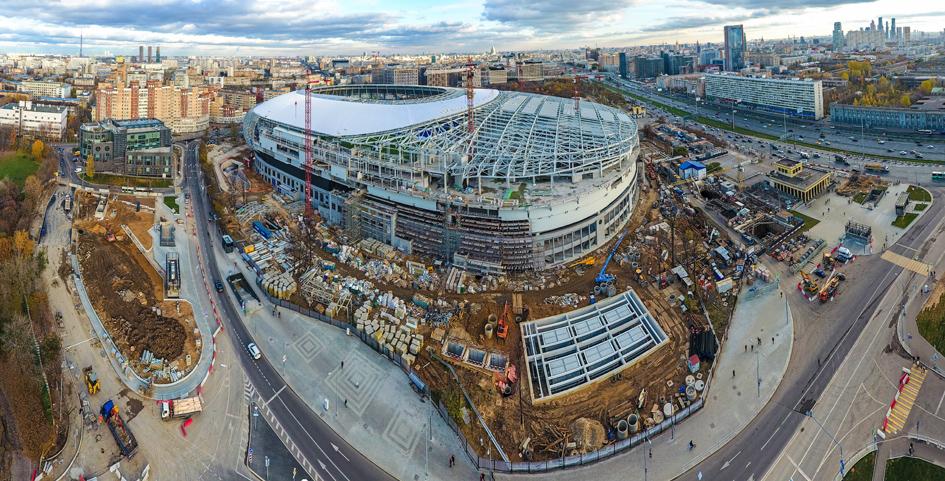 Реконструкция стадиона в Петровском парке в Москве ведется с 2008 года, за это время «Динамо» практически лишилось арены — его доля в соответствующей управляющей компании лишь 7,7%