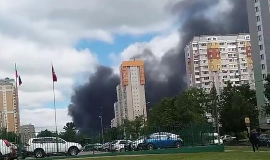 Видео:Московские новости / VK