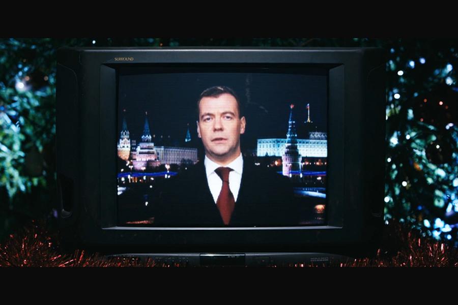 Фото:кадр из фильма «Елки»