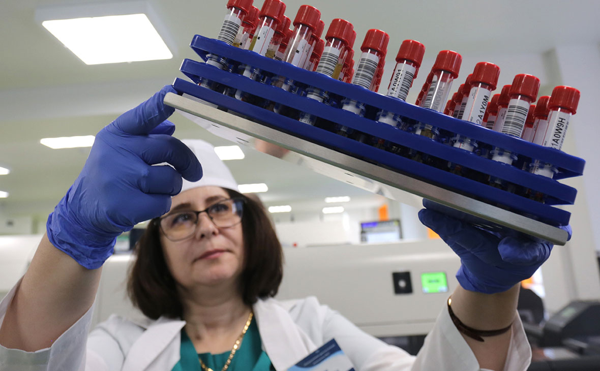 Инвитро» начнет проводить анализы на коронавирус :: Общество :: РБК