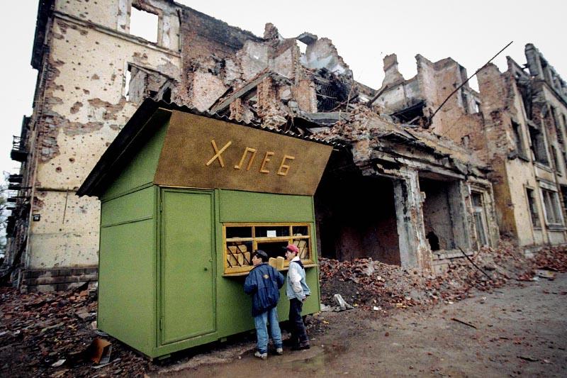 27 октября 1996 года  Грозный