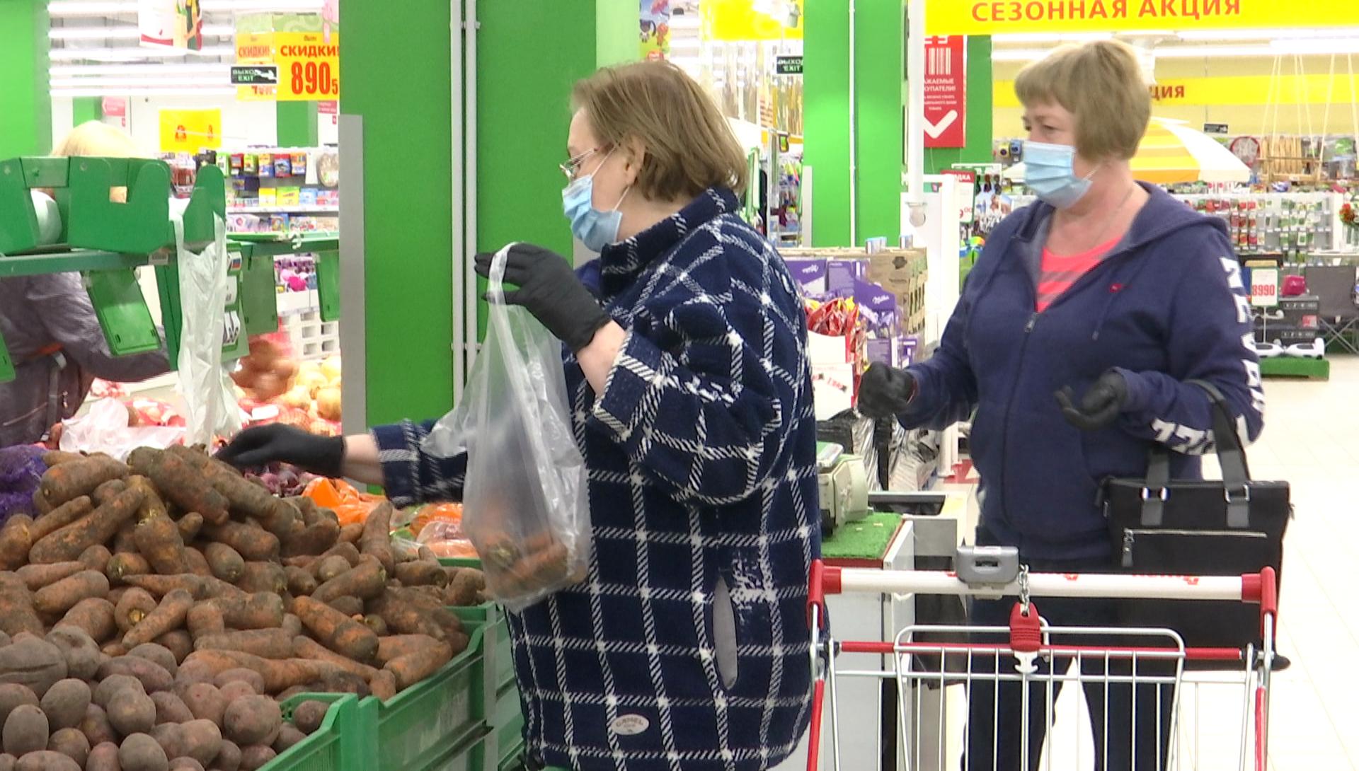 В Прикамье отмечен резкий рост цен на несколько категорий товаров