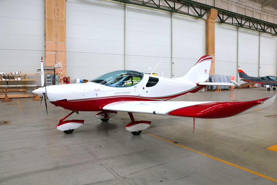 Фото:Czech Sport Aircraft