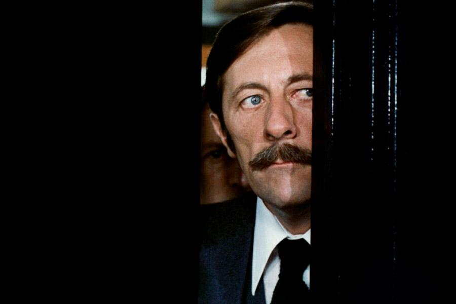 Фото:кадр из фильма «Возвращение высокого блондина», 1974 год