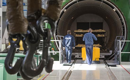 Производственный комплекс №1 российской самолетостроительной корпорации «МиГ»