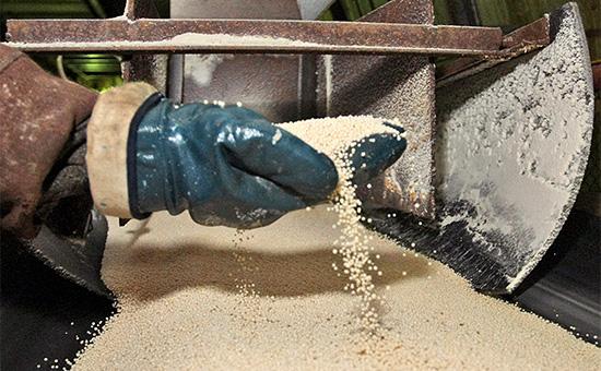Производство аммиачной селитры