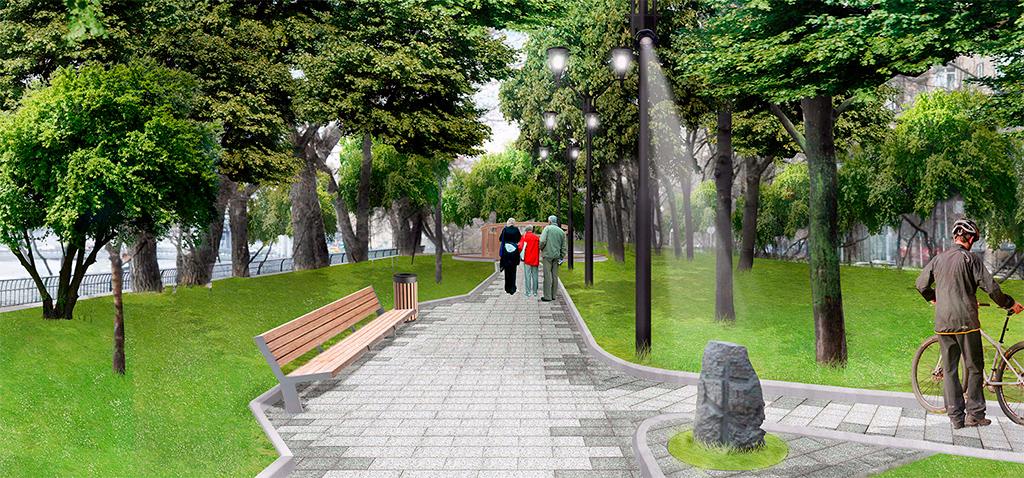 Ростовская набережная