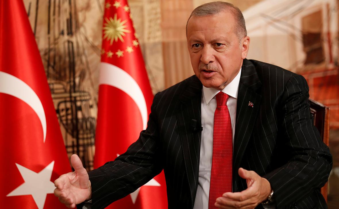Эрдоган заявил о «потере терпения» из-за действий России в Идлибе ::  Политика :: РБК