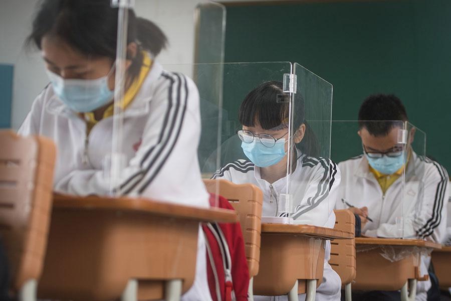 Фото:Xiao Yijiu / Xinhua / ZUMA / ТАСС
