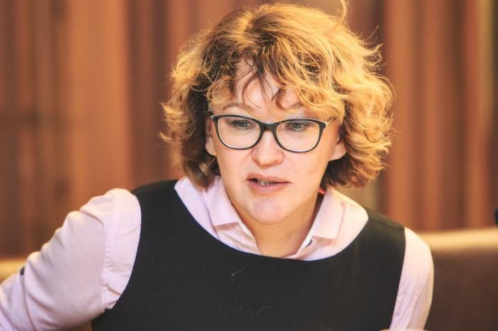 Любовь Антонова, главный редактор журнала «Королевские ворота».