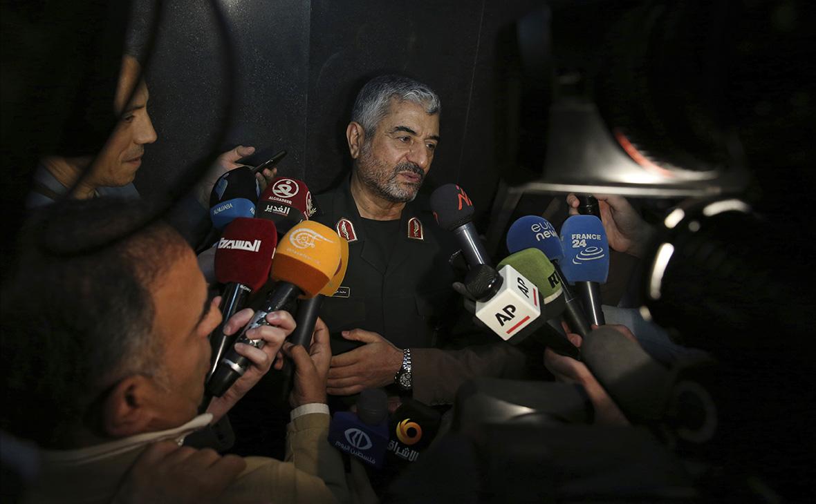 Мохаммад Али Джаафари. 31 октября 2017 года