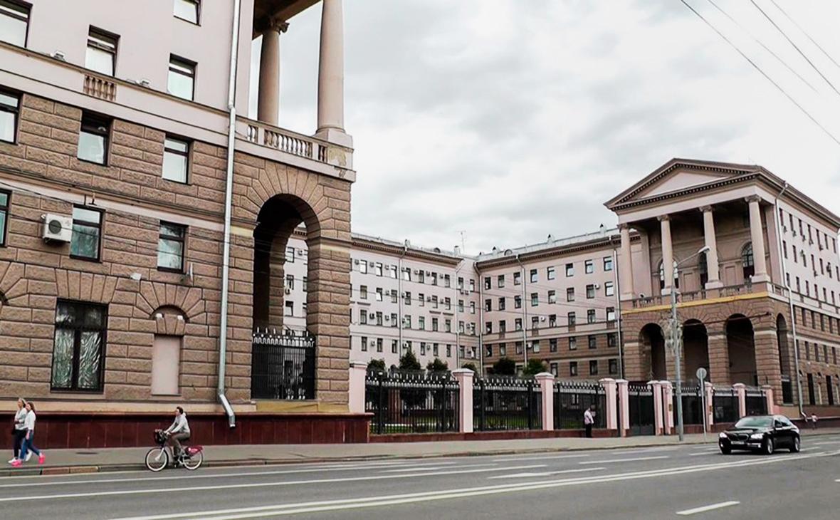 Главное управление МВД РФ по Москве