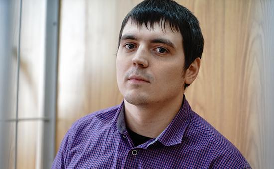 Журналист РБК Александр Соколов