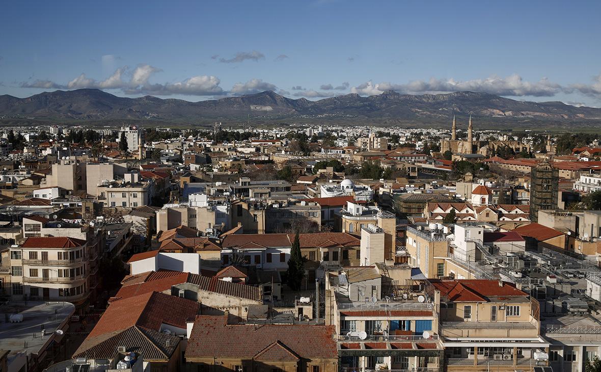 Никосия, столица Республики Кипр