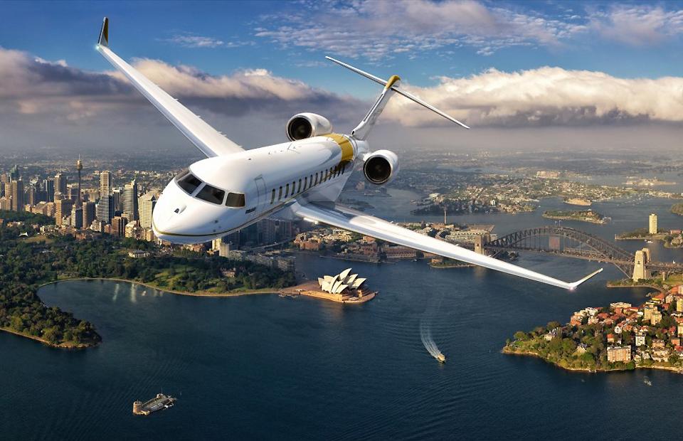Фото:businessaircraft.bombardier.com