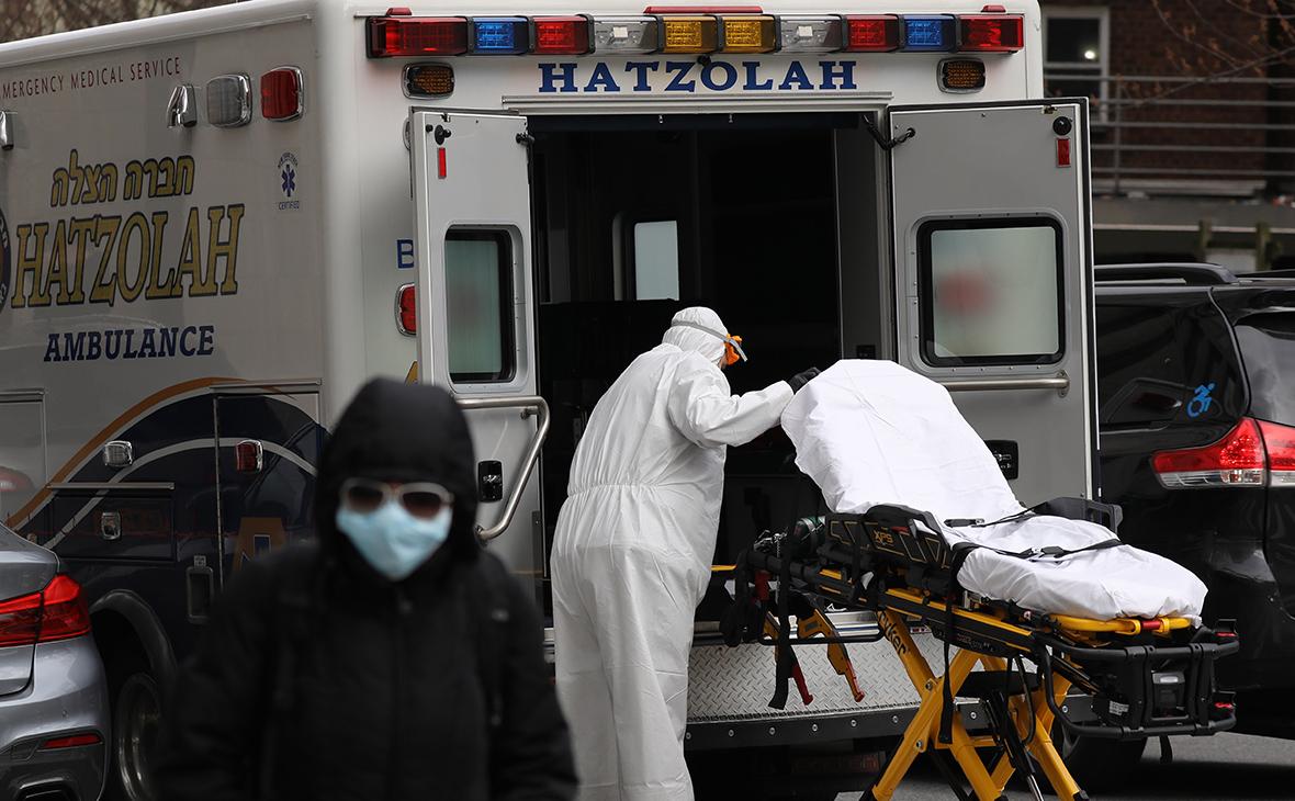 Коронавирус в США — сколько заболевших и умерших на 23 апреля