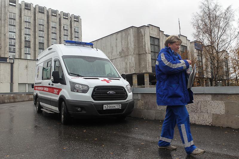 НИИ скорой помощи имени И.И. Джанелидзе
