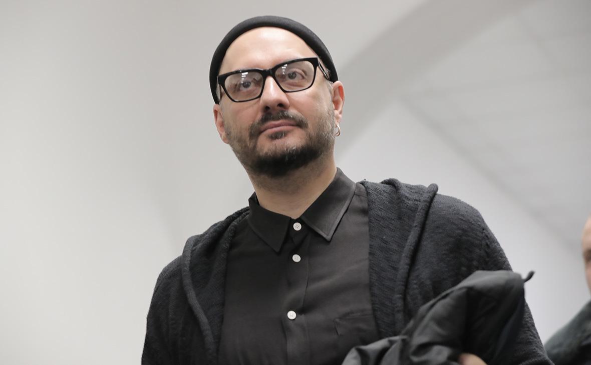 Кирилл Серебрянников