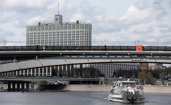 Дом правительства России