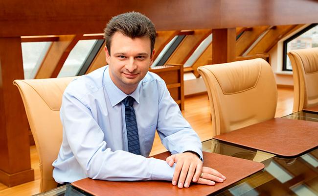 Всеволод Гордий, член совета директоров Группы «ИФД КапиталЪ», генеральный директор АО «Тушино 2018»