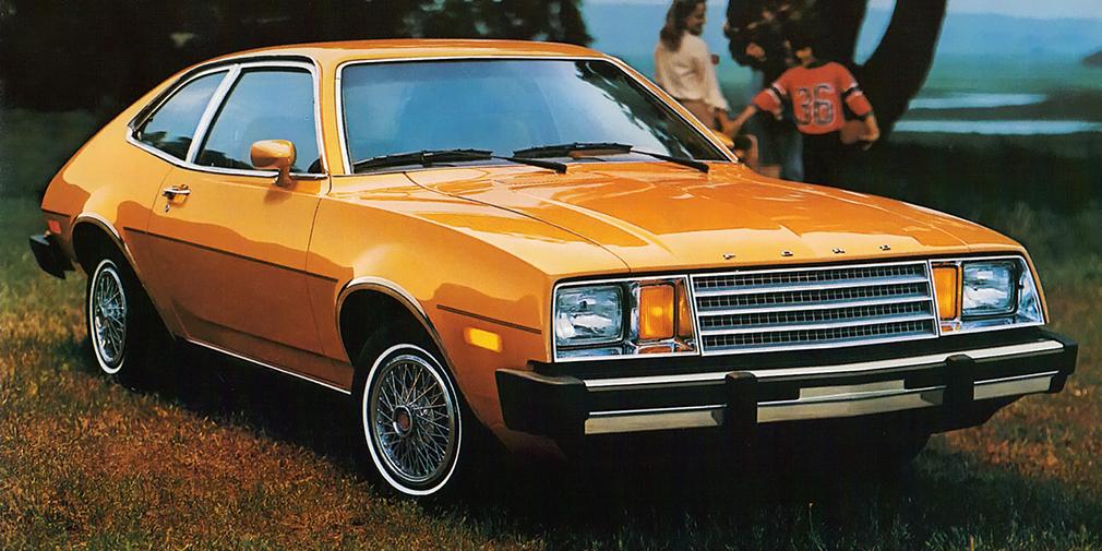 Ford Pinto В 1981 г. певец иммигрировал в США, где за 420 долларов купил Ford Pinto желтого цвета в плачевном состоянии.